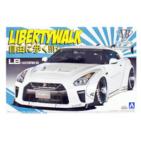 1/24 Liberty Works R35 GT-R type 1.5