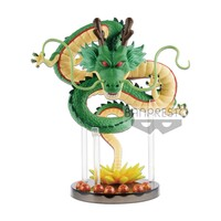 DRAGON BALL SUPER MEGA WORLD COLLECTABLE FIGURE~SHENRON & DRAGON BALL~