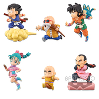 DRAGON BALL WORLD COLLECTABLE FIGURE -THE HISTORICAL CHARACTERS-