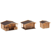 HO Summer Houses (3)