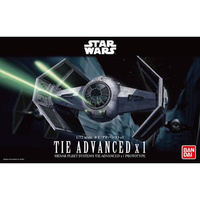 1/72 TIE ADVANCED x 1