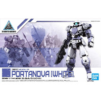 30MM 1/144 bEXM-15 PORTANOVA [WHITE]