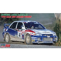 "1/24  MITSUBISHI LANCER Evolution III ""1996 RALLY NEW ZEALAND WINNER"""