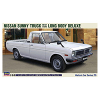 1/24 NISSAN SUNNY TRUCK (GB121) LONG BODY DELUXE