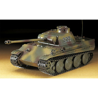 "1/72 Pz.Kpfw V PANTHER ausf. G ""STEEL WHEEL VERSION"""