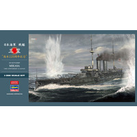 "1/350 IJN Battleship MIKASA ""120th ANNIVERSARY of LAUNCH"" (w/Bonus)"