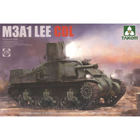 1/35 US MEDIUM TANK M3A1 LEE CDL